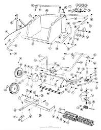 Simplicity 1600260 416s 16hp shuttle parts diagram for lawn lawn sweeper diagram 20 at hand truck diagram