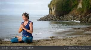 fitness yoga photos privates beach capitola photos by bay area portrait photographer
