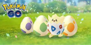 Updated Pokemon Go 2km 5km 7km And 10km Egg Chart