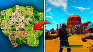 Fortnite Battle Royale New Map Update ...