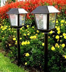 solar garden lights design for wonderful outdoor decorating ideas