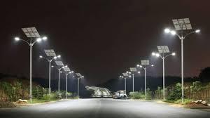 solar street lights vs traditional