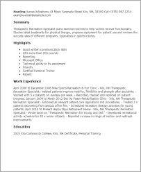 recreation coordinator cover letter recreation coordinator resume resume tutorial resume cover letter