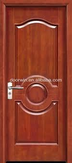 wood door design villa luxury interior teak wood frame panel door design for door design new