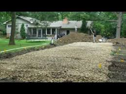 above ground septic tank. Septic System Replacement Above Ground Tank S