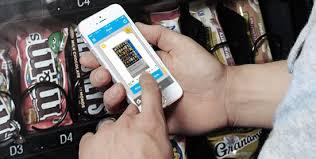 Vending Machine App Cool Vending Machines Now Accept Mobile Payment