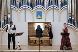 «<b>Магия барокко</b>» в Органном зале