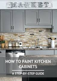 Small Picture Best Color To Paint Kitchen Cabinets Best Way To Paint Kitchen