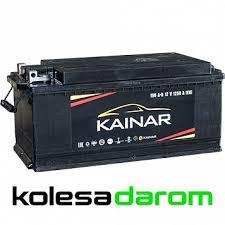 """Купить грузовой аккумулятор """"<b>KAINAR</b>"""" <b>6ст</b> (190 Ач п/п) под болт в ..."""