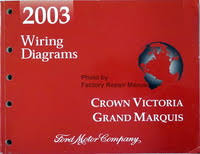 2003 ford econoline van wagon e150 e250 e350 e450 electrical 2003 wiring diagrams crown victoria grand marquis