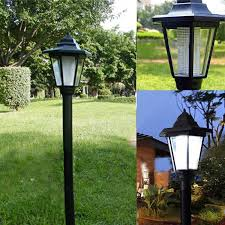 <b>Garden</b> & Patio Dark <b>Green Aluminium Garden</b> Lamp Outdoor ...