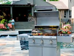 Outdoor Kitchen Australia Aussies Set To Feel The Heat With Saber Barbecues Arriving Down