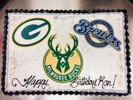 Home of the milwaukee bucks and it's fans! Basketball Aggie S Bakery Cake Shop