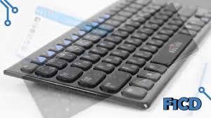 Обзор беспроводной <b>клавиатуры</b> с тачпадом <b>Oklick 850ST</b> (F1CD ...