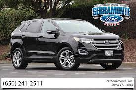 2018 Ford Edge Titanium SUV 2FMPK3K92JBB74010