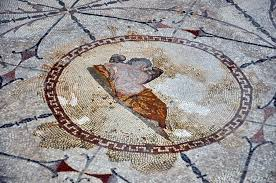 Risan, floor mosaic