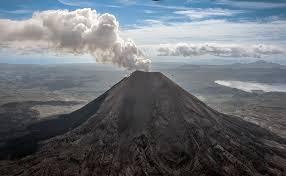 Вулканы Камчатки ФОТО НОВОСТИ Карымская сопка Карымский