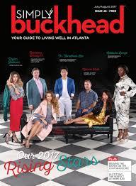 Simply Buckhead July/August 2014 by Simply Buckhead - issuu