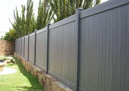 fences. Simple Fences VINYL FENCE In Fences