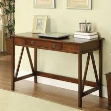 Ducar II 54 Inch Writing Desk   Living Spaces together with Inval Writing Desk 3 Drawers Espresso by Office Depot   OfficeMax as well Amazon    Giantex Writing Desk Mission White Home Office together with Andover Mills Revere 1 Drawer Writing Desk   Reviews   Wayfair moreover Modern Writing Desks   AllModern likewise 218 best desks images on Pinterest   Desks  Table desk and besides Office Desks for Your Home   Office   Living Spaces moreover  besides White Writing Desk With Drawers   Foter further Amazon    Alaterre ASCA06IV Shaker Cottage Writing Desk with also . on latest writing desk with drawers