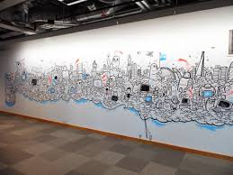 office wall murals. Office Wall Murals On Behance .
