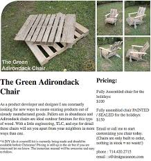 pallet adirondack chair plans. Woodwork Diy Adirondack Chair Pallet PDF Plans L