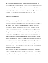 essay on sociology chinese traditional family ritual  3 their