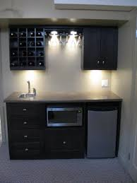 Kitchen Wet Bar Cabinets Liquor Storage Cabinet Crate And - Home liquor bar designs