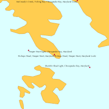 Bishops Head Hooper Strait Maryland Sub Tide Chart