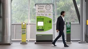 Transit Vending Machines Interesting Fare Information Trip Planning GO Transit