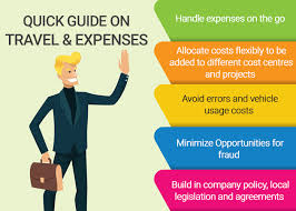 Travel And Expenses Top 5 Tips For Business Travel And Expense Policy