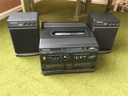 Panasonic X88 Compact Stereo System