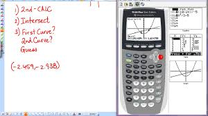 ti 84 solving systems of equations