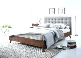upholstered and wood headboard neobloginfo