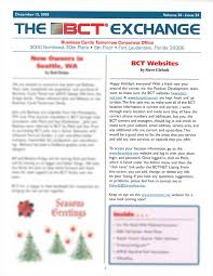 Bct Newsletter Articles Accolades On Behance