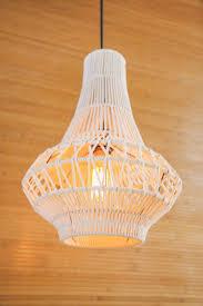 Boho Light Shade Macrame Light Macrame Lamp Shade Farmhouse Chandelier