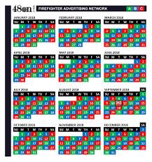 Firefighters Shift Calendar 2020 Firefighter Shift Calender Magdalene Project Org