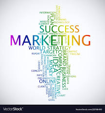 Concept Words For Design Word Cloud Business Concept Marketing