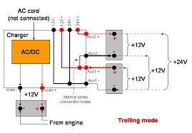 wiring diagram 12v trolling motor wiring diagram motorguide 12v 24 volt trolling motor wiring with charger at Motorguide 24 Volt Wiring Diagram