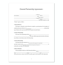Marketing Partnership Agreement Template Chaseevents Co