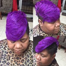 Mo Hock Hair Style quick weave purple mohawk yelp 3278 by stevesalt.us