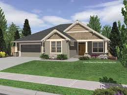 Country Style House Plans Level   Free Online Image House Plans    Single Story Craftsman Home Plans on country style house plans level