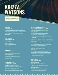 Creative Resume Templates Free – Xpopblog.com