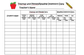 Data Collection Chart Data Collection Chart Reading Editable
