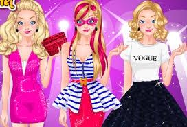 makeup challenge super barbie catwalk challenge adventure game