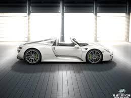 918 spyder white. 918 spyder white