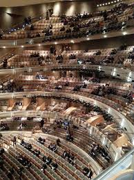 Four Seasons Centre Performing Arts Toronto Seating Chart Seating Ring Tiers Picture Of Four Seasons Centre For The