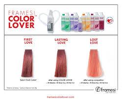 Framesi Color Lover Line P R O D U C T S Hair Color