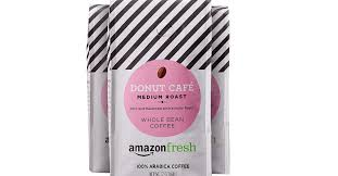 Dunkin' donuts has made a reasonable effort to provide nutritional and ingredient information based upon standard product formulations and. Score 3 Bags Of Amazonfresh Whole Bean Medium Roast Coffee For Under 3 50 Apiece 9to5toys