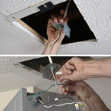 How To Install A Bathroom Exhaust Fan Lowe S